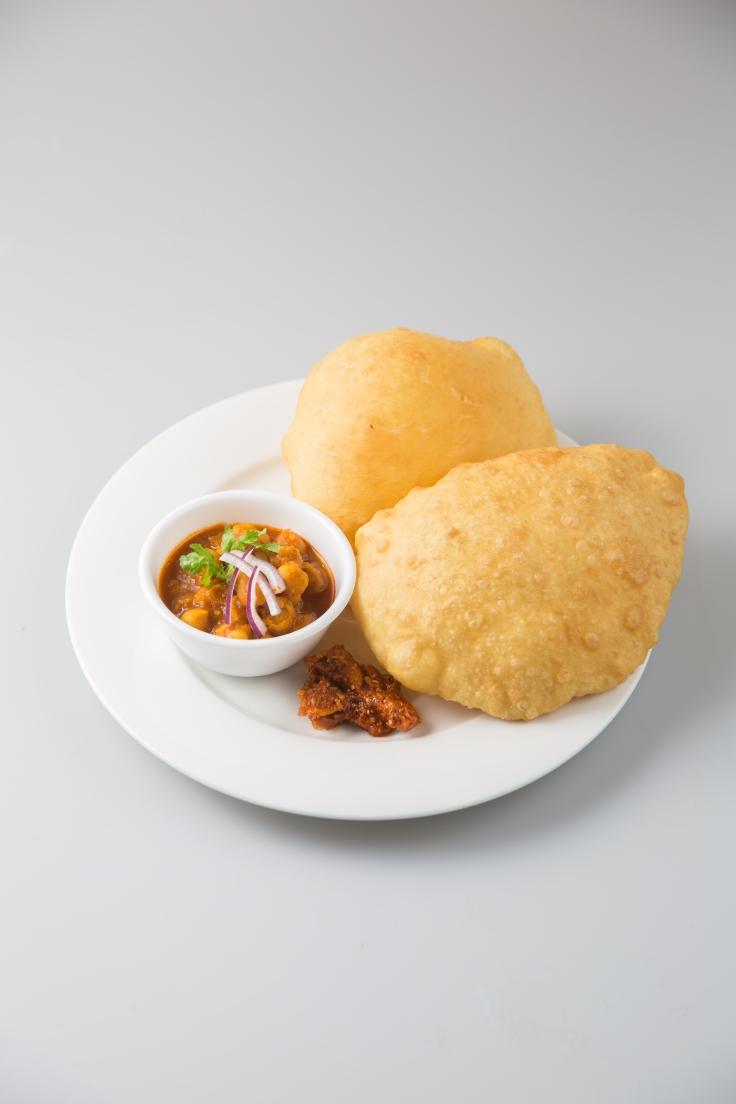 Chana Bhatura 13.50