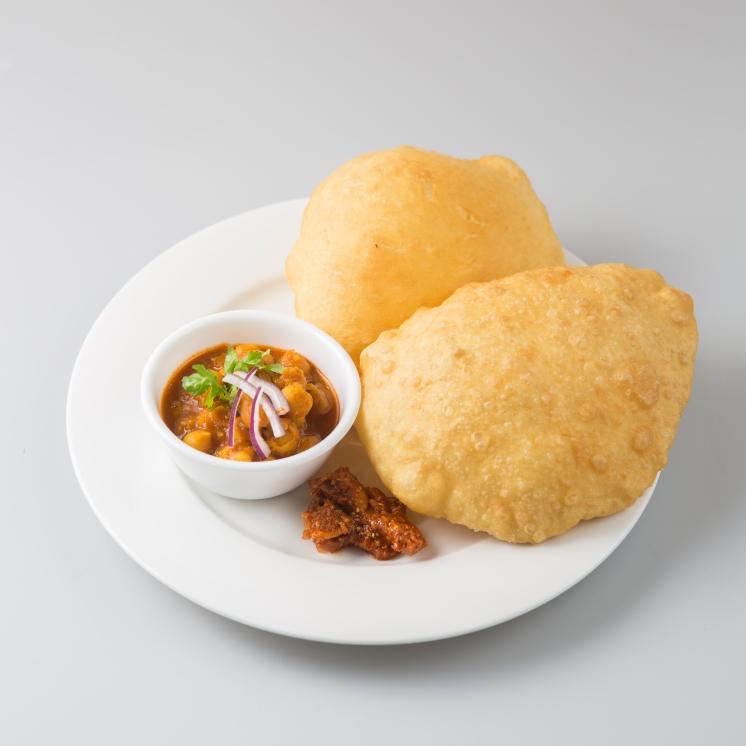 Chana Bhatura 14.90