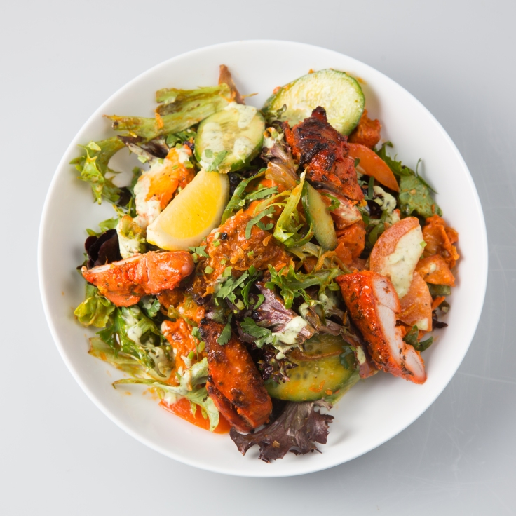 Chicken Tikka Salad 9.90