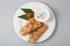 Parantha Meal 8.90