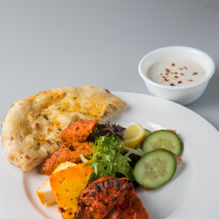 Tandoori Snack Plate 16.90