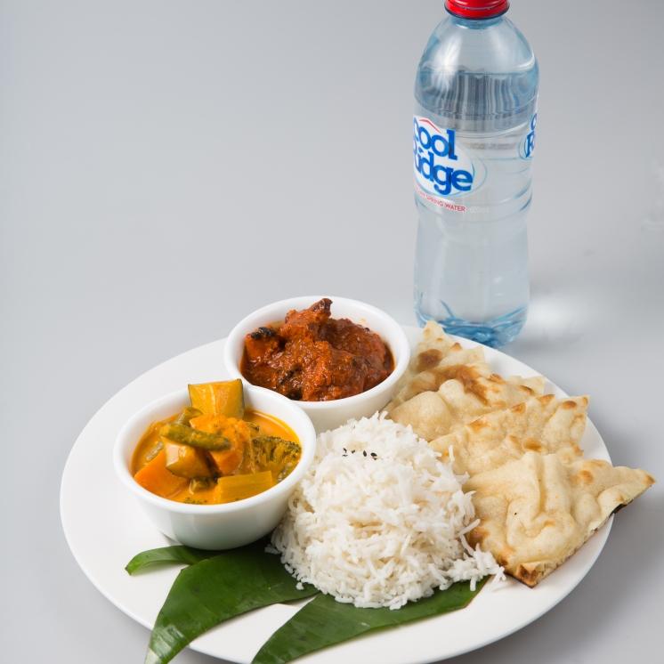 Pakwaan Value Meal 16.50